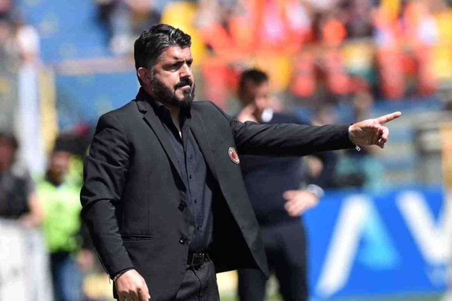 Milan, Gattuso: 'Io al Newcastle? Vi dico la verità'