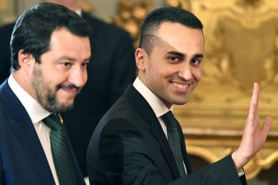 Scontro Lega - M5S: tra Siri e Salva Roma si punta Bruxelles