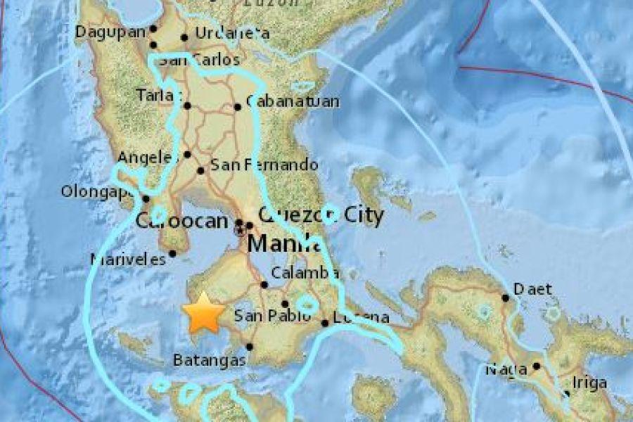 Terremoto nelle Filippine: morti e panico