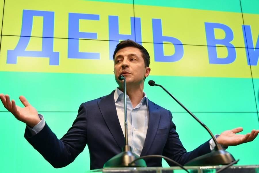 Ucraina, comico-premier: Zelensky al varo