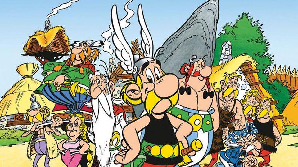 La Francia si appresta a celebrare i 60 anni di Asterix