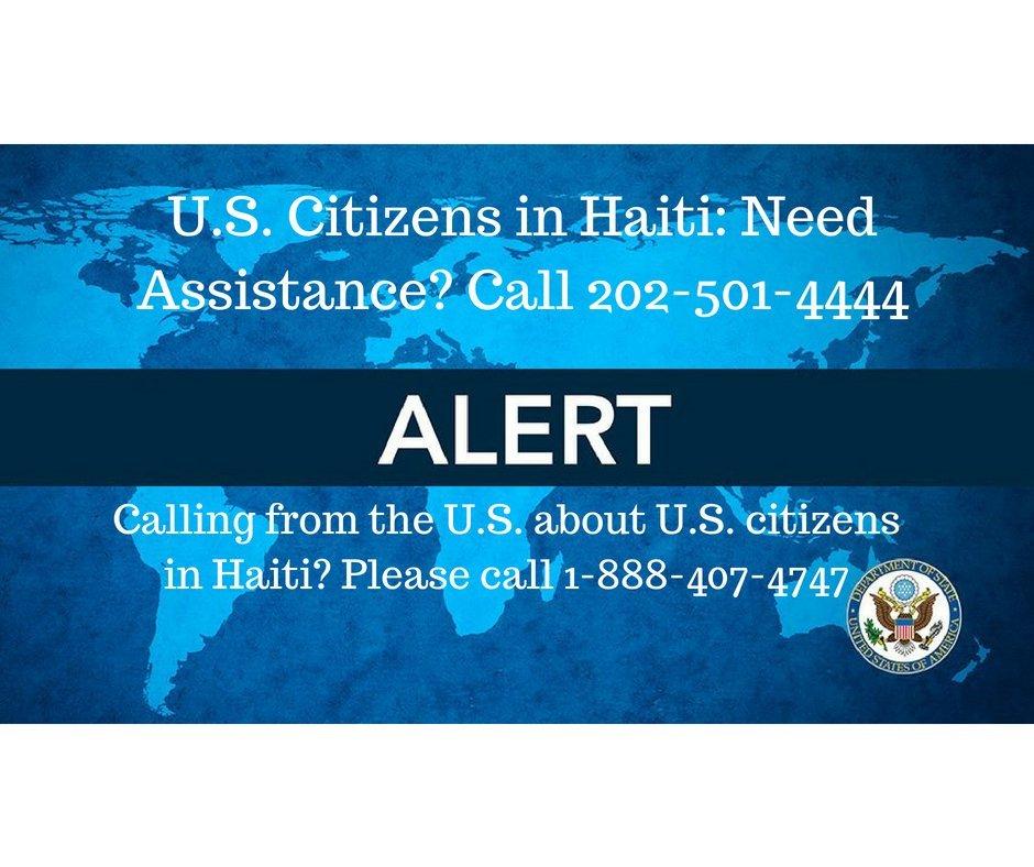 Terrore ad Haiti, spari all'ambasciata Usa: riparatevi