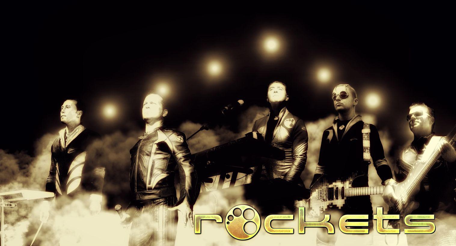 Rockets, dallo spazio il ritorno della storica band