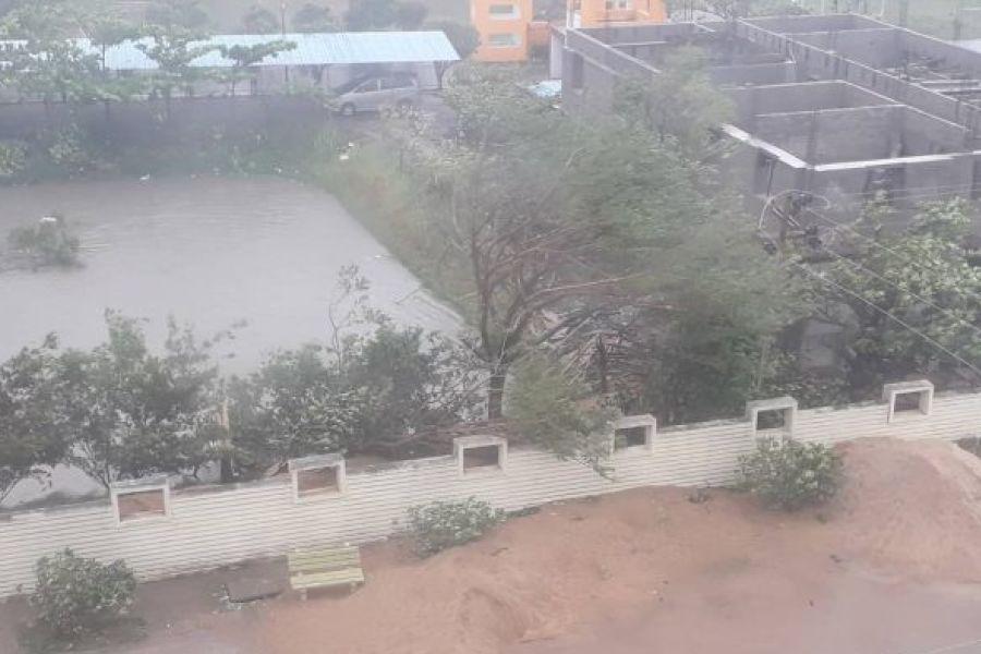 Ciclone in India, villaggi devastati e popolazione evacuata