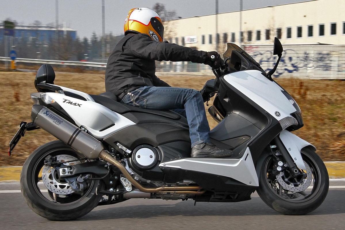 Yamaha TMax 2012