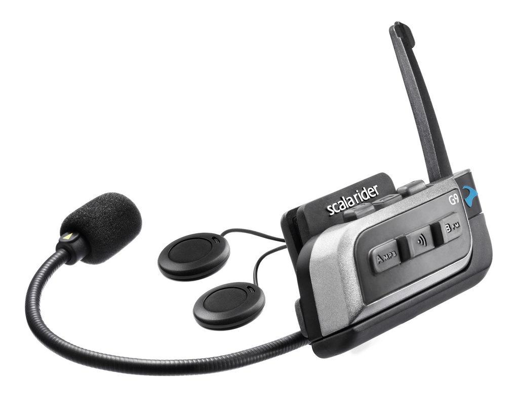 Cardo Rider G9 - Bluetooth