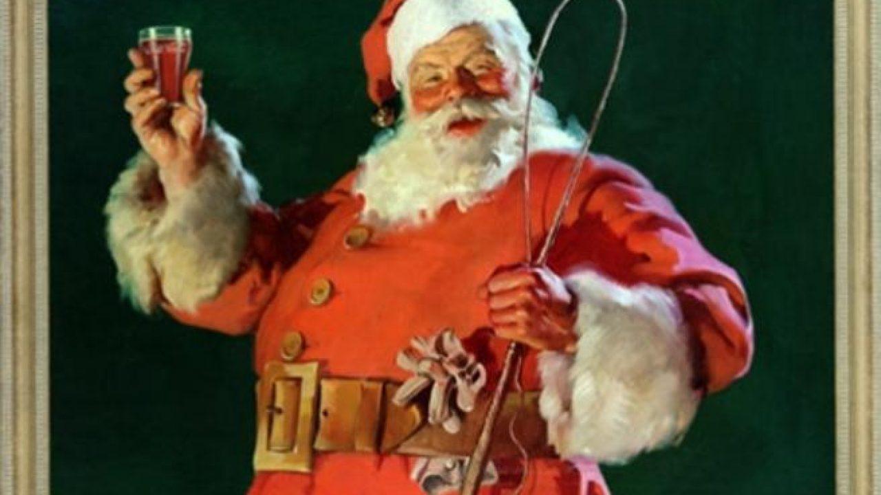 Babbo Natale Coca Cola 1931.Babbo Natale E Stata Coca Cola A Inventare Il Vestito Rosso La Verita Dietro La Leggenda