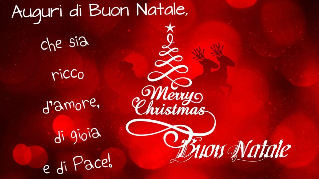 Aria Di Natale Frasi.Frasi Di Natale Da Scrivere Sui Biglietti Di Auguri