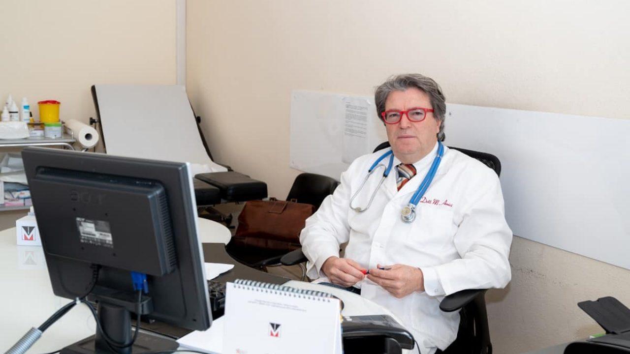 """Dottor Mariano Amici: """"Un virus che ti contagia nelle prime settimane dopo  il vaccino rischia di ucciderti"""""""